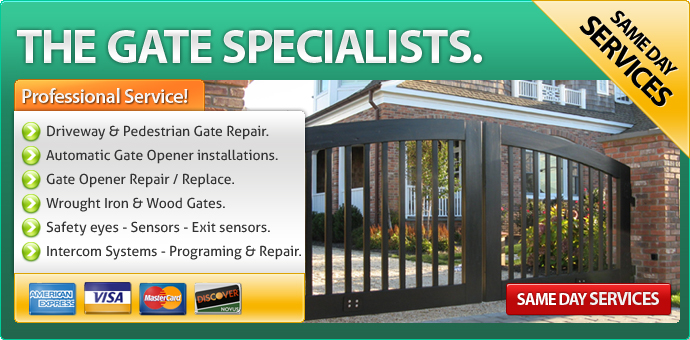 Staten Island Rolling Gates / Roll Up Repair, Staten Island, NY